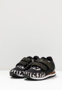 Woden - ALAYA MIX - Zapatillas - black - 3
