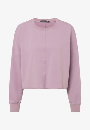 CROPPED - Sweatshirt - rose