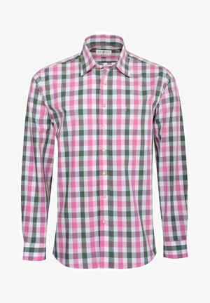 HEINI  REGULAR FIT - Shirt - dunkelgrün