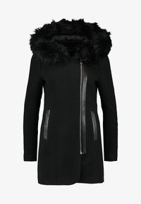 Vero Moda Petite - Frakker / klassisk frakker - black - 5