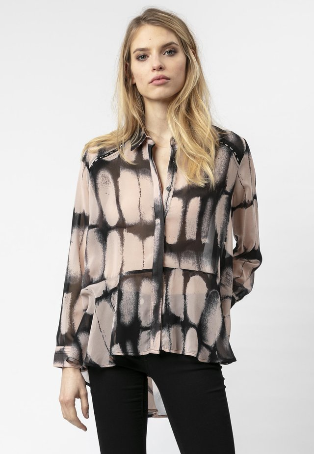 AFFECTION  - Button-down blouse - luminary