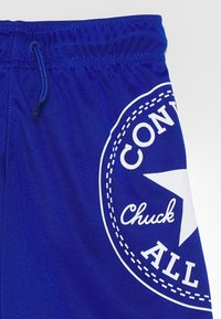 Converse - CHUCK PATCH WRAP - Tracksuit bottoms - blue - 2