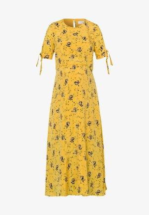 Maxi dress - sun yellow
