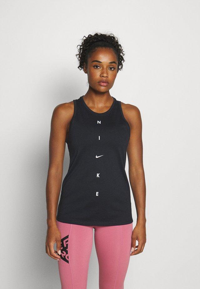 DRY TANK GET FIT - Sportshirt - black