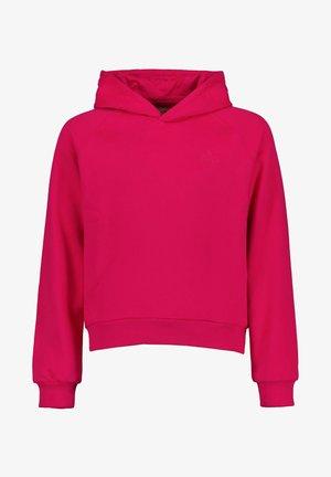 Hoodie - virtual pink