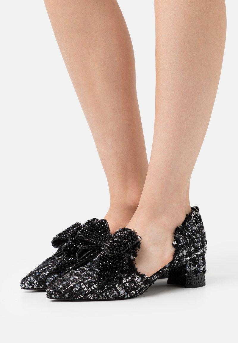 Jeffrey Campbell - VALEGRA - Classic heels - black/silver