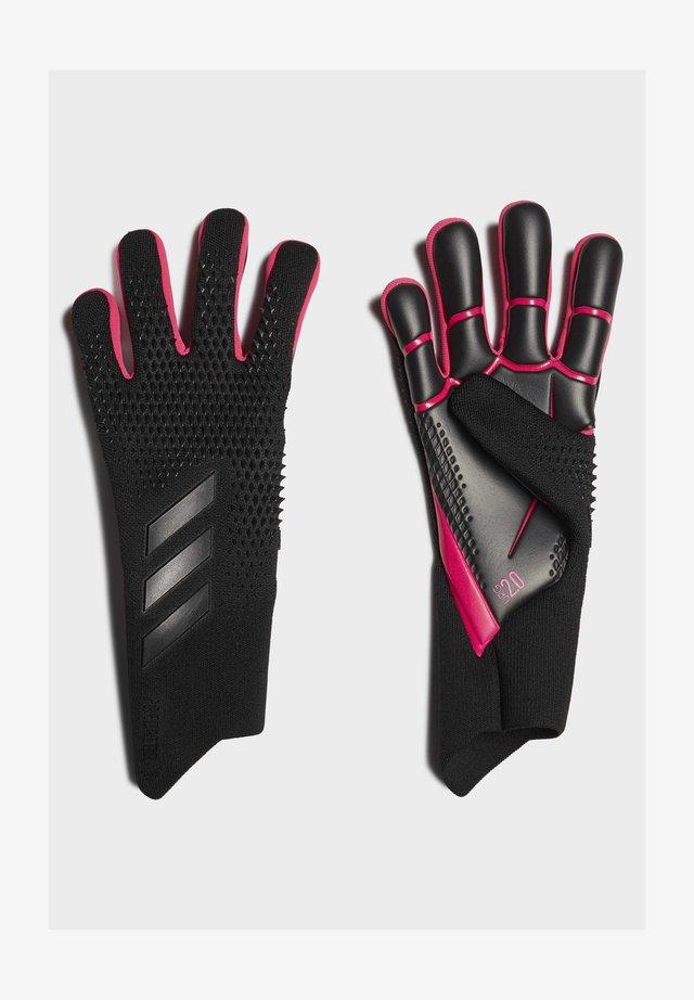 PREDATOR 20 PRO - Goalkeeping gloves - black