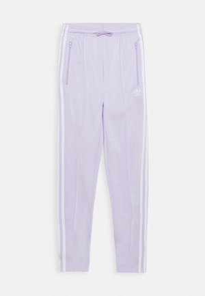 PANTS - Tracksuit bottoms - purple tint