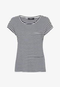 HALLHUBER - Print T-shirt - indigo - 3
