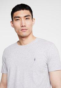AllSaints - TONIC CREW - Basic T-shirt - grey marl - 4