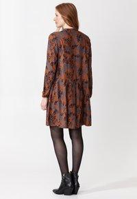 Indiska - Day dress - rust - 2