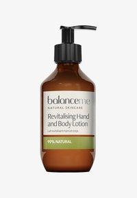 Balance ME - REVITALISING HAND & BODY LOTION 280ML - Hydratatie - neutral - 0