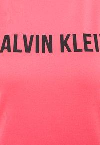 Calvin Klein Performance - PW - SS LOGO - Print T-shirt - pink - 2