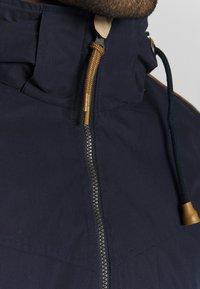 Icepeak - ALTAMONT - Outdoor jacket - dark blue - 5