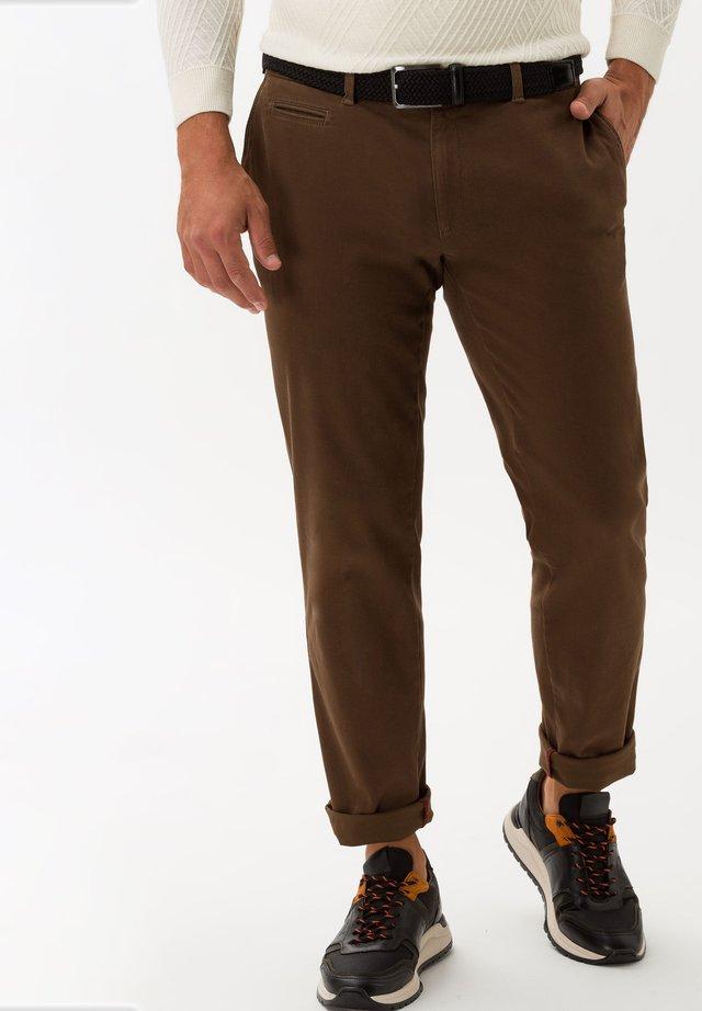 STYLE FABIO  - Chinos - brown