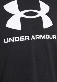 Under Armour - SPORTSTYLE LOGO - Longsleeve - black - 4