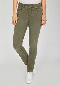 Angels - CICI - Slim fit jeans - khaki - 0