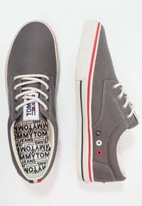 Tommy Jeans - Trainers - steel grey - 1