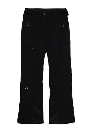GIRLS CARPA PANTS - Snow pants - black