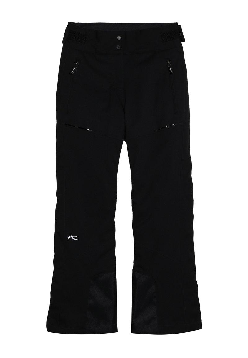 Kjus - GIRLS CARPA PANTS - Spodnie narciarskie - black