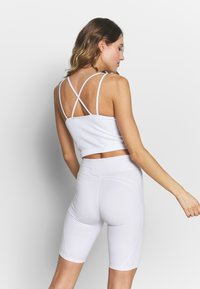 Cotton On Body - SEAMFREE STRAPPY VESTLETTE - Top - white - 2