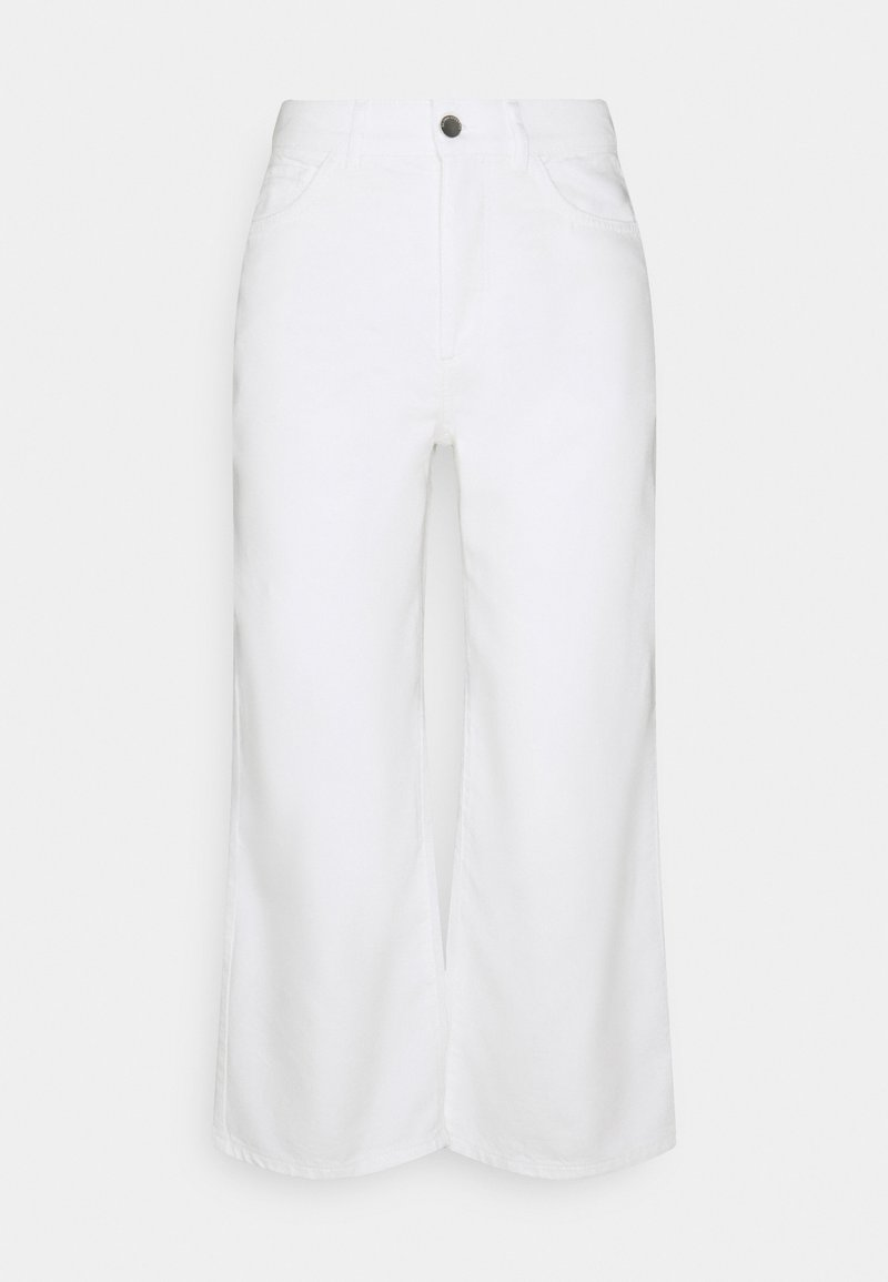 comma casual identity - Flared jeans - white