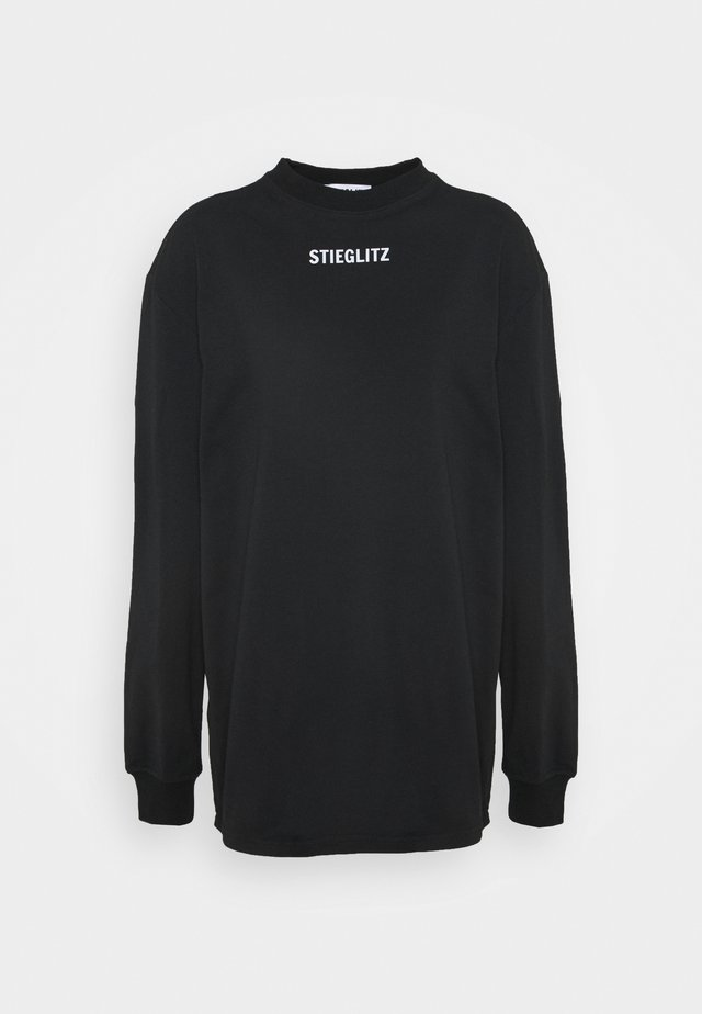 SKATE - Long sleeved top - black
