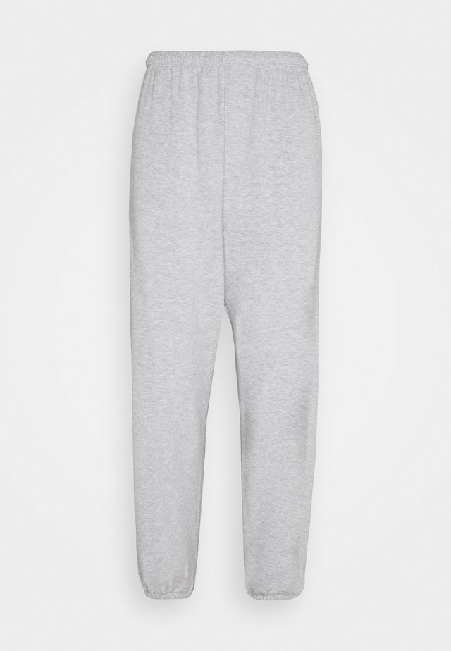 Träningsbyxor - medium heather gray