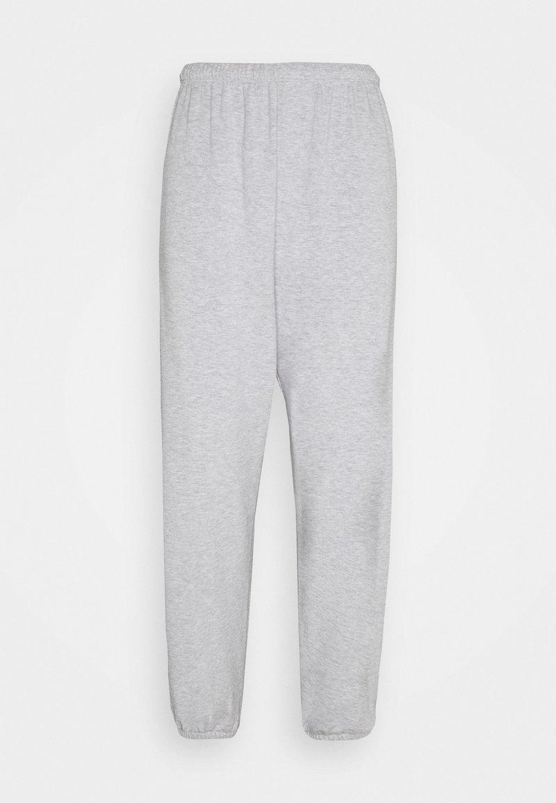 aerie - Tracksuit bottoms - medium heather gray