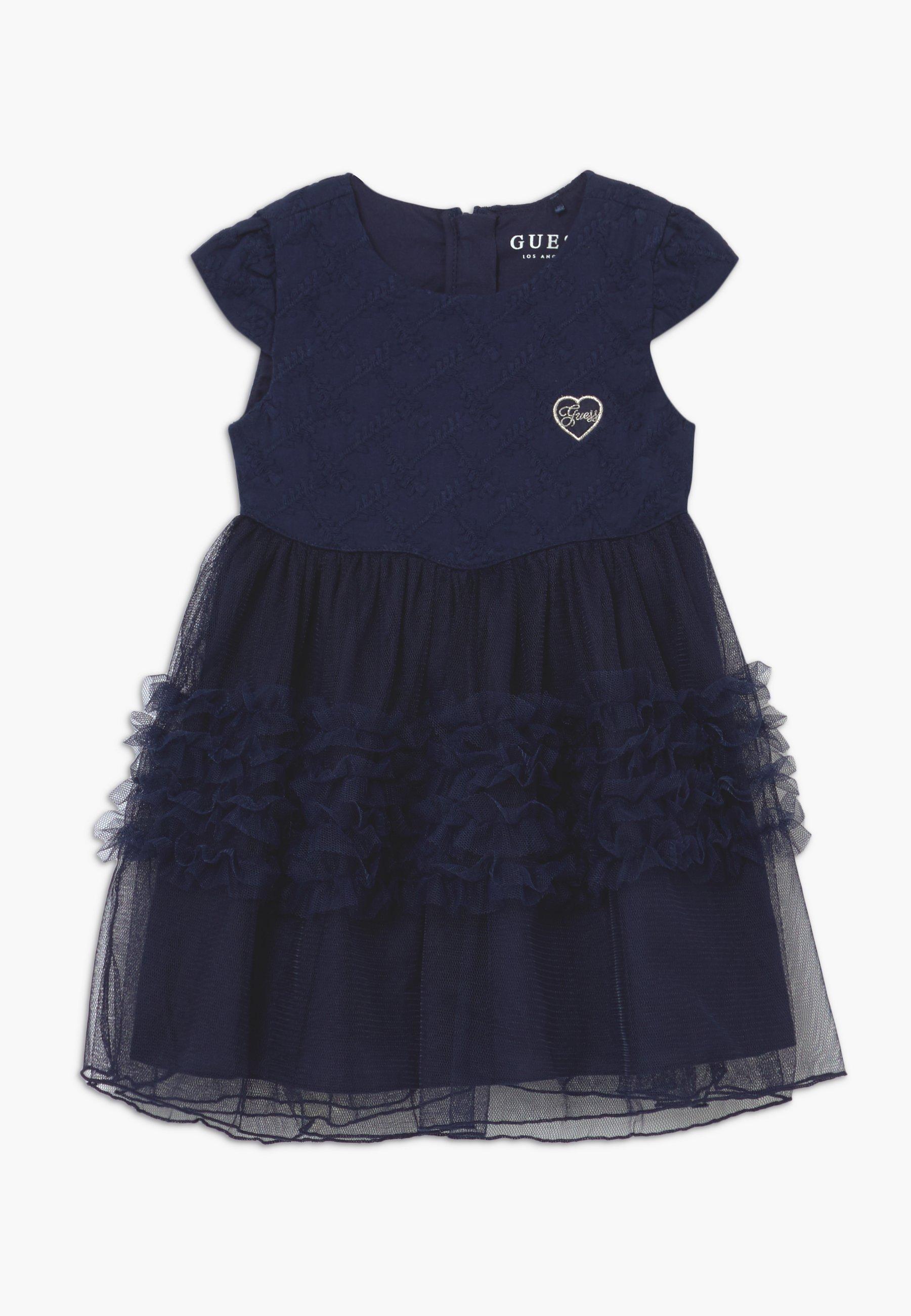 LACE DRESS BABY   Cocktailkleid/festliches Kleid   deck blue