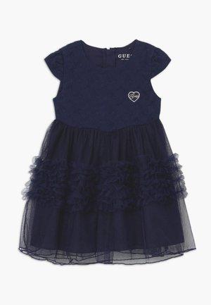 LACE DRESS BABY - Cocktail dress / Party dress - deck blue
