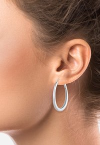Elli - OHRRINGE CREOLEN  - Boucles d'oreilles - silver coloured - 1