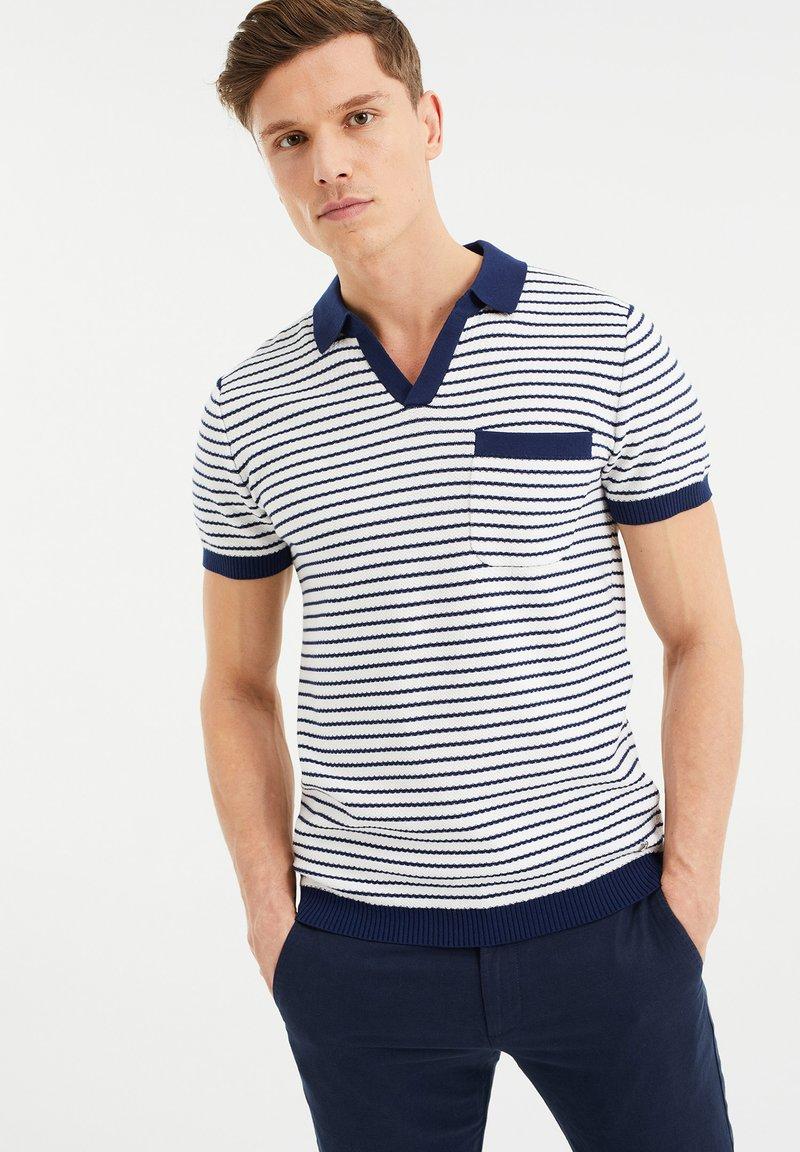 WE Fashion - Polo shirt - all-over print