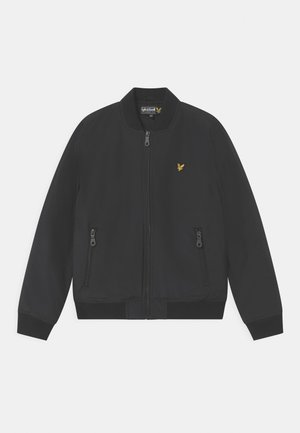 WADDED - Bomber Jacket - black
