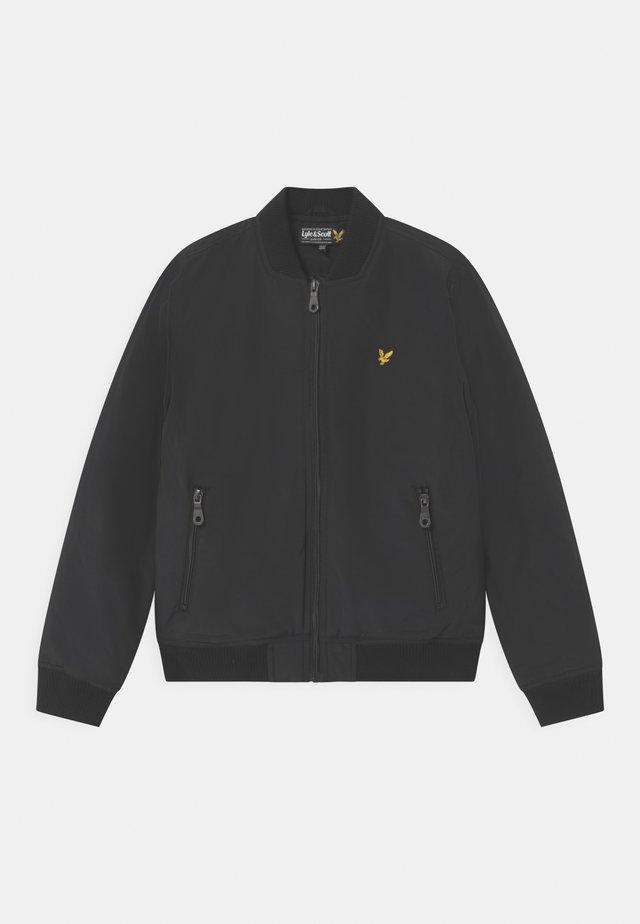 WADDED - Bomber Jacket - black