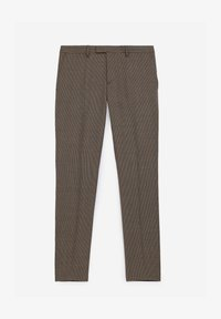 The Kooples - Suit trousers - black red off white - 5