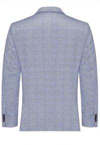 CG – Club of Gents - Blazer jacket - blau-meliert - 1