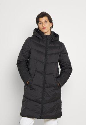 VIADAYA - Zimní kabát - black