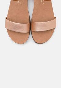 New Look - FREDDIE FOOTBED  - Sandalias - tan - 5