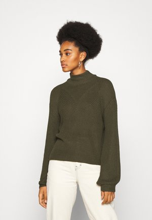 NMSIAN HIGH NECK  - Jumper - kalamata