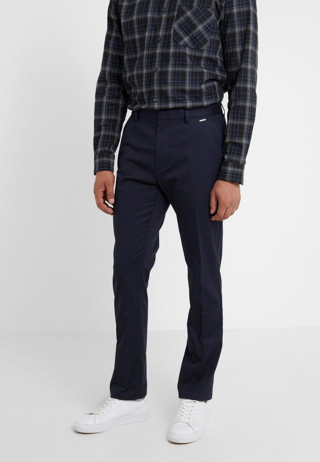 GLEN - Chinos - navy