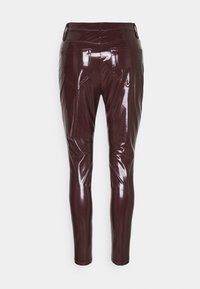 River Island - Leggings - burgundy - 1