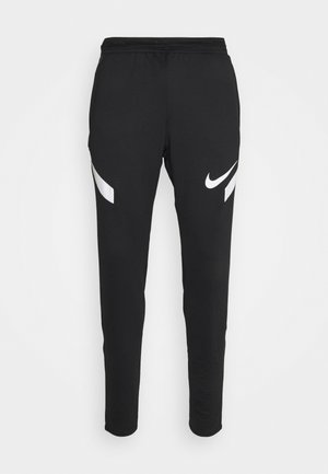 PANT - Jogginghose - black/anthracite/white