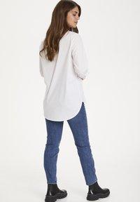 Kaffe - KASCARLET - Button-down blouse - optical white - 1