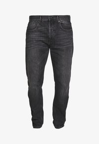 THE NORM  MAKE A MARK - Straight leg jeans - dark blue denim