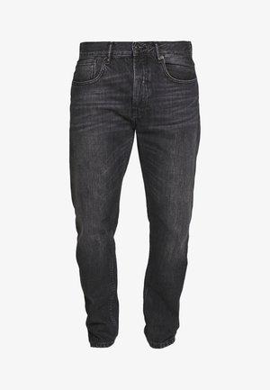 THE NORM  MAKE A MARK - Jeans straight leg - dark blue denim