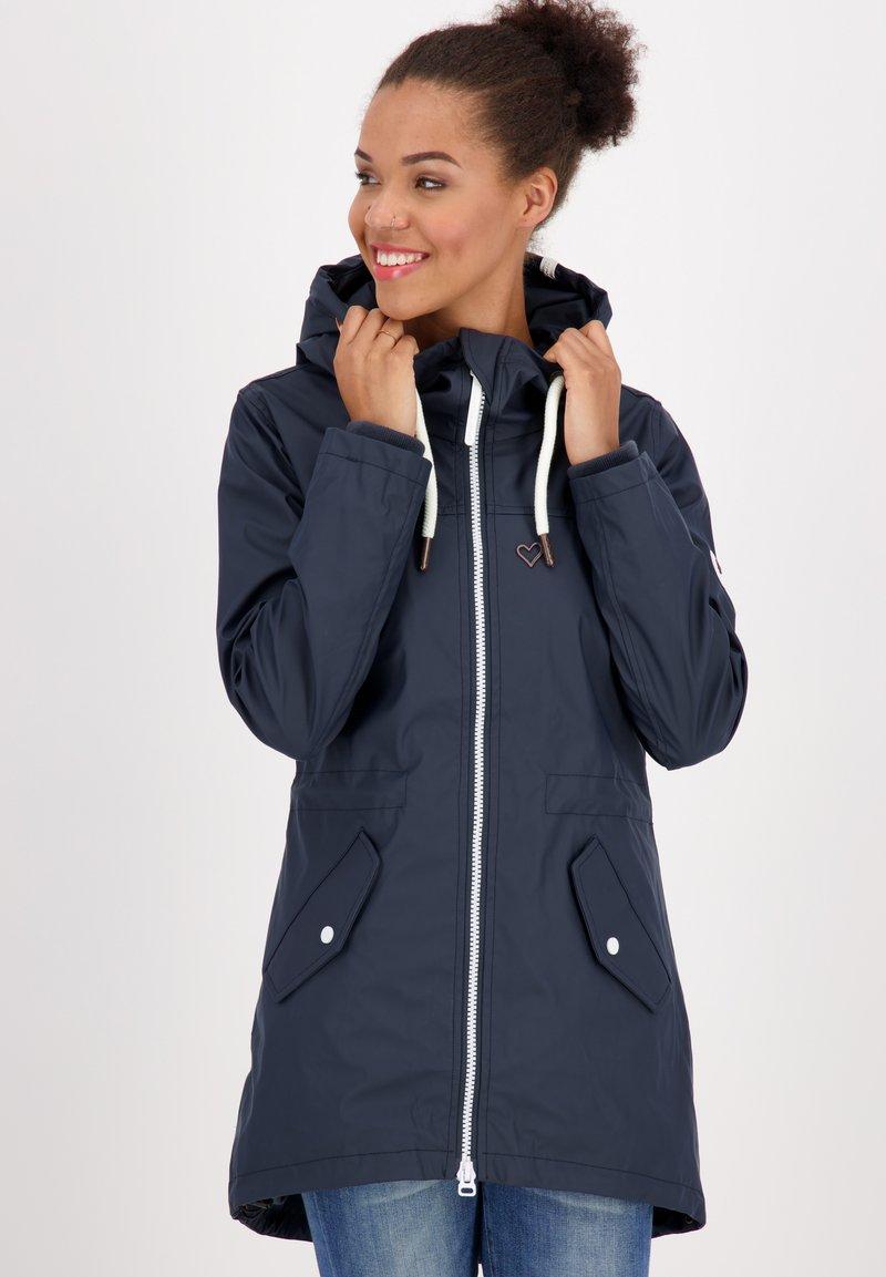 alife & kickin - Waterproof jacket - marine