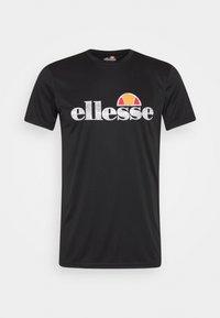 Ellesse - FABRETTI - T-shirt de sport - black - 3