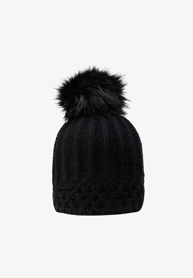 JUIFEN - Bonnet - schwarz