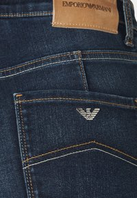 Emporio Armani - Jeans Skinny Fit - blue denim - 2